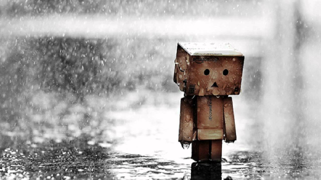 don't let rain get you down